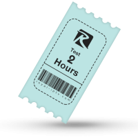 Royal Test ticket