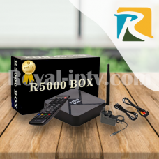 Royal Receiver R5000-HD With 12 Month
