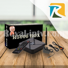 Royal Receiver R5000-HD With 3 Month