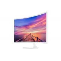 Samsung LCD Mon 32 inch Curve & white 60Hz 4Ms Curve F391