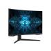 Samsung LCD 32 inch curved,1000R,240HZ,QHD , 1Ms