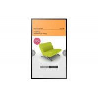 """Samsung Smart Signage , 32"""" , UHD, PMF-BC series ,24/7 ,built-in SBB"""
