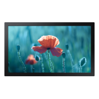 """Samsung Smart Signage , 13"""",touch screen,16/7 ,built-in SBB,"""