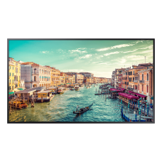 """Samsung Smart Signage , 55"""" , UHD, QMR series ,24/7 ,built-in SBB ,double sided 55 , 3000NIT, Semi outdoor"""