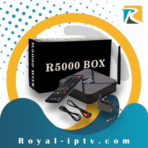 Royal Receiver R5000-HD
